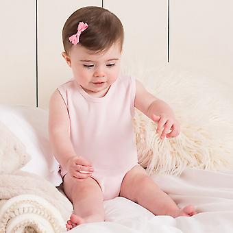 Larkwood Unisex Baby cotone Body Gilet
