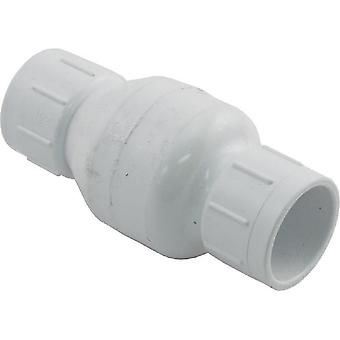 "Flo Control 1012-15 1.5"" 2-Pound Spring Pool & Spa Check Valve"