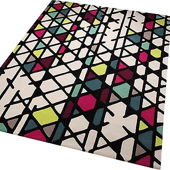 Artisan Pop 4011 04 Ivory  Rectangle Rugs Funky Rugs