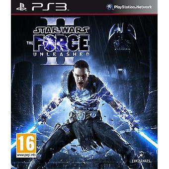 Star Wars The Force Unleashed II (PS3) - Neu
