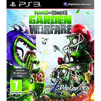 Plants vs Zombies Garden Warfare (PS3)-nieuw