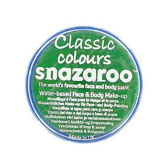 Snazaroo gezicht en lichaam verf - lichtgroen - Water gebaseerd 18ml