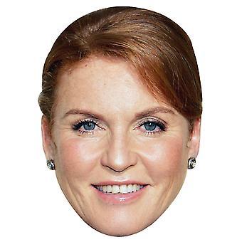 Sarah Ferguson Mask