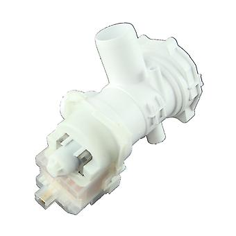 HOTPOINT WMAL641KUK avløp pumpe 220-240v 50hz Askoll klaff