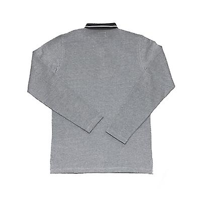 Armani Junior Boys Long Sleeve Polo