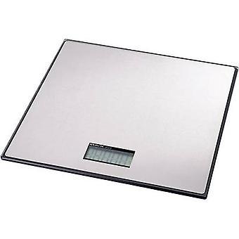 Maul MAULglobal pakke skalerer vekt utvalg 50 kg lesbarhet 50 g batteridrevet sølv