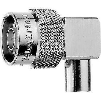 Telegärtner J01027C0020 J01027C0020 Coax adapter N plug - FME plug 1 pc(s)