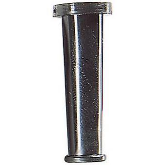 Scarico della piegatura HellermannTyton HV2101A-PVC-BK-M1 terminale Ø (max.) 5,3 mm PVC nero 1/PC