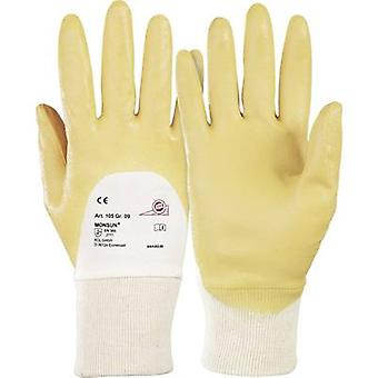 KCL Monsun® 105-7 Cotton Protective glove Size (gloves): 7, S EN 388 1 Pair
