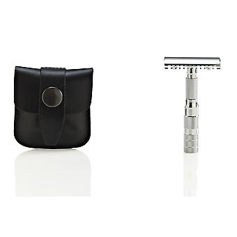 Merkur 985C Travel Safety Razor