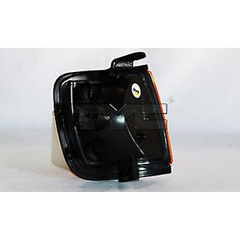 TYC 18-5326-00 Honda/Isuzu Front Driver Side Replacement Parking/Signal Lamp Assembly