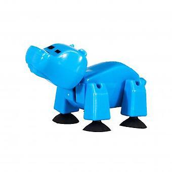 StikBot Safari, StikHippo, bleu