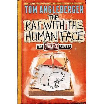 الفأر مع الوجه الإنساني من توم أنجليبيرجير-كتاب 9781419714894