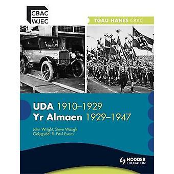 WJEC GCSE historie - USA 1910-1929 og Tyskland 1929-1947 av Steve W