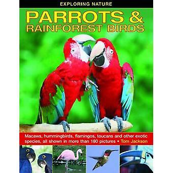استكشاف الطبيعة-الببغاوات & الغابات المطيرة الطنان الطيور-الببغاوات---