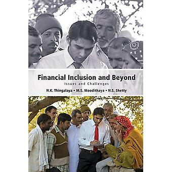 الإدماج المالي وما بعدها-القضايا والتحديات التي Thinga ك. ن.