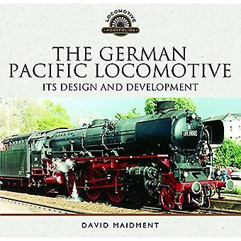Den tyska Pacific lok - dess Design och utveckling av David Ma
