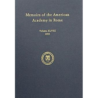 Memoirs of the American Academy in Rome by Anthony Corbeill - 9781879