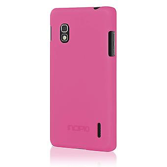5-pack - Incipio Feather Case för LG Optimus G - neonrosa