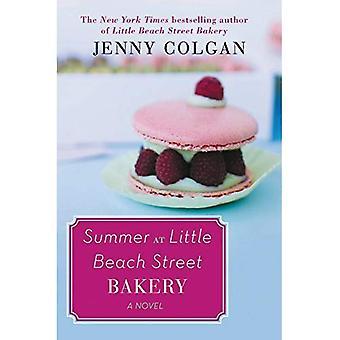 Été à la petite boulangerie rue de la plage