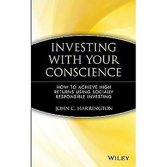 Investointi omatuntosi: Miten saavuttaa korkea tuotto käyttämällä, sosiaalisesti vastuullisen sijoitustoiminnan