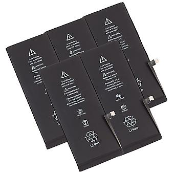 5-pk של סוללות חלופיות עבור Apple iPhone 6S פלוס + 616-00042 | 2750mAh חדש