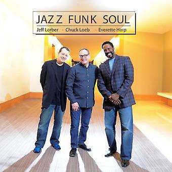 Varios artistas - Jazz Funk Soul [CD] USA importar