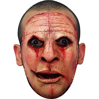 Serial Killer 1 Adt Latex Face For Adults
