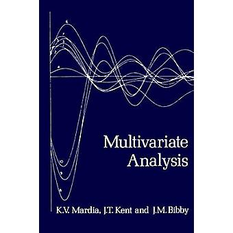Multivariate Analysis by Kent & J. T.
