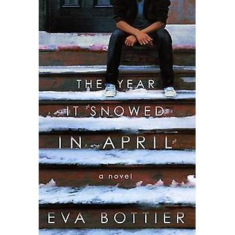Vuoden satoi lunta huhtikuussa Bottir & Eva