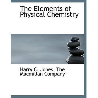 عناصر الكيمياء الفيزيائية بواسطة جونز & هاري جيم