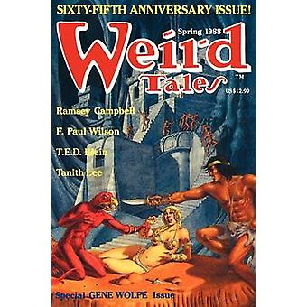 Weird Tales 290 primavera 1988 di Schweitzer & Darrell