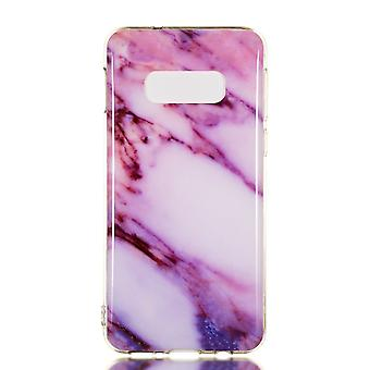 MTK Samsung Galaxy S10e TPU Marmor - Style L