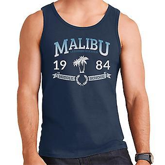 Malibu 1984 Mittelschule Herren Weste