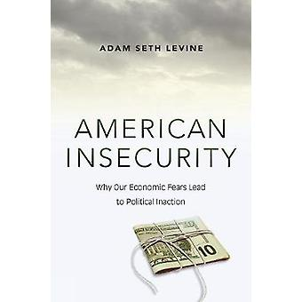 American Insecurity - Why Our Economic Fears Lead to Political Inactio