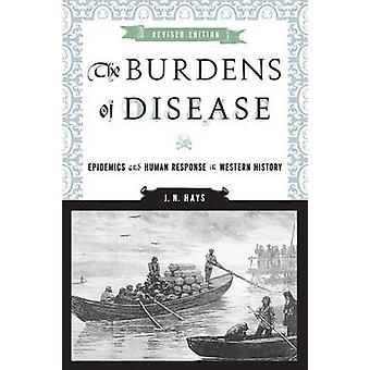 Taudin taakka-epidemioita ja ihmisen vastaus Länsi-histo