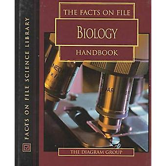 The Facts on File Biology Handbook by Diagram Group - Robert Hine - 9