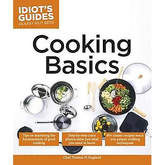 Cooking Basics by Thomas N England - 9781615648191 Book