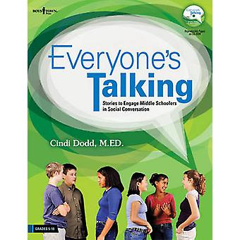 Everybody's Talking - Stories to Engage Middle Schoolers in Social Con