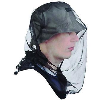 Trekmates grijze mug net Hat cover