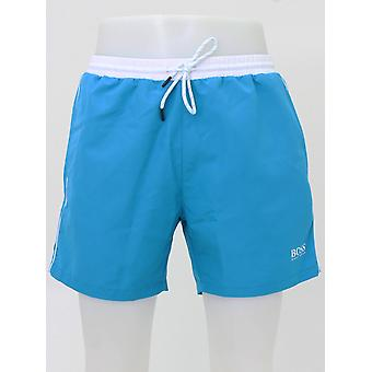 Boss Bodywear Starfish Swim Shorts - Aqua
