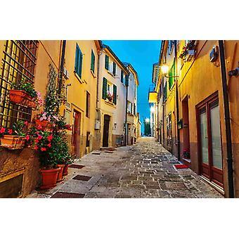 Wallpaper Mural Old Town en Italia