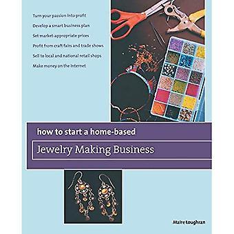 Comment démarrer une fabrication Business (entreprise à domicile série) de bijoux à domicile