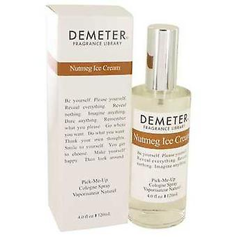 Demeter muskot Ice Cream av Demeter Cologne spray 4 oz (damer) V728-534098