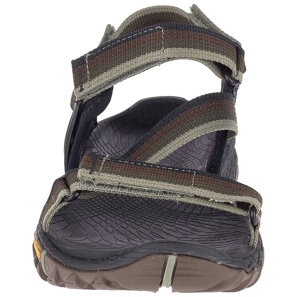 Merrell Dusty olive Mens All Out Blaze Web sandales