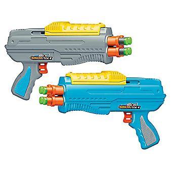 Buzz Bee speelgoed Ultra Tek 4 Blaster (Pack van 2)