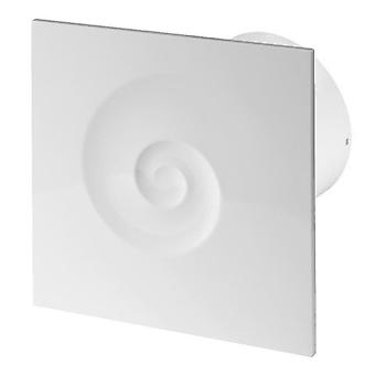 100mm Extractor Fan VORTEX Front Panel Wall Ceiling Ventilation