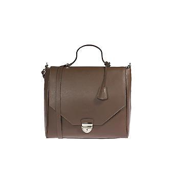 Donna Trussardi's handbag in real leather 1DB338