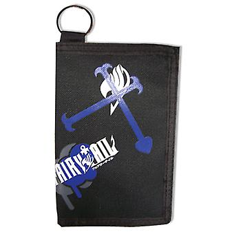 Wallet - Fairy Tail - Erza Logo New Toys Gifts Anime Licensed ge61698