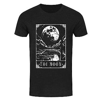 Deadly Tarot Mens The Moon T Shirt